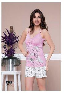 3a1cf7c5ad1c Легкая пижама из натурального хлопка Maranda (Angels 42119)