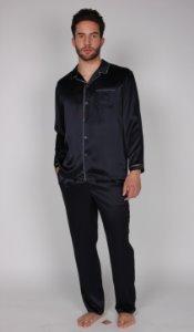 5714f58b07573 Стильная мужская пижама из натурального шелка ROSCH GERMANY (EF 13406027)